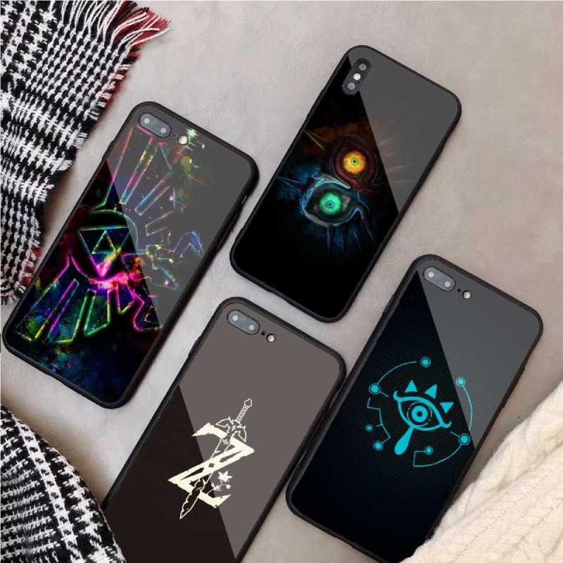 Zelda Phone Case For iPhone