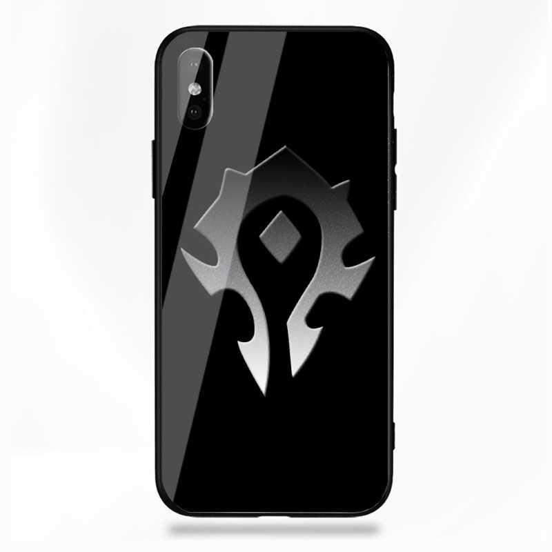 Horde Logo Iphone Case