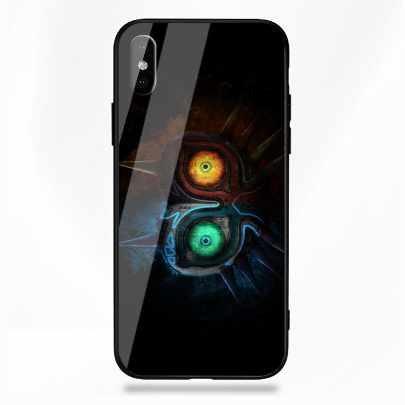 Majoras Mask Symbol Case For Iphone