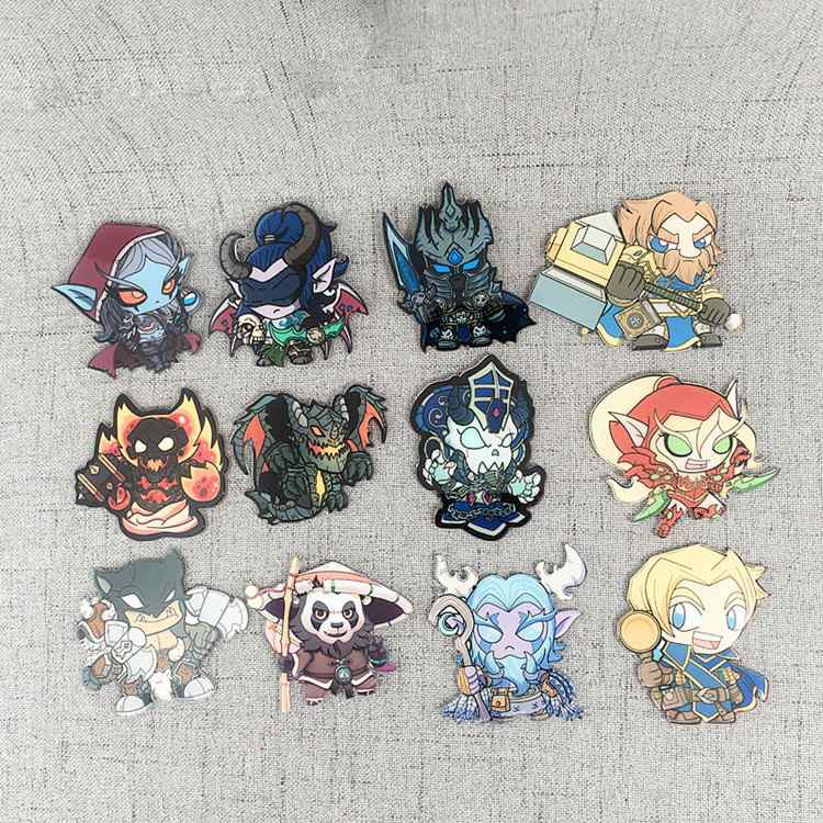 World of Warcraft Magnet