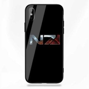 N7 Logo Mass Effect Phone Cover