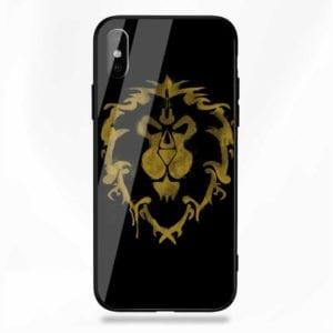 Alliance Logo World of Warcraft Phone Case