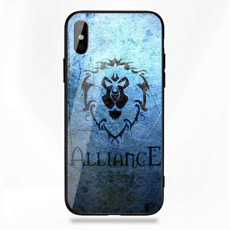 WoW Alliance Phone Case
