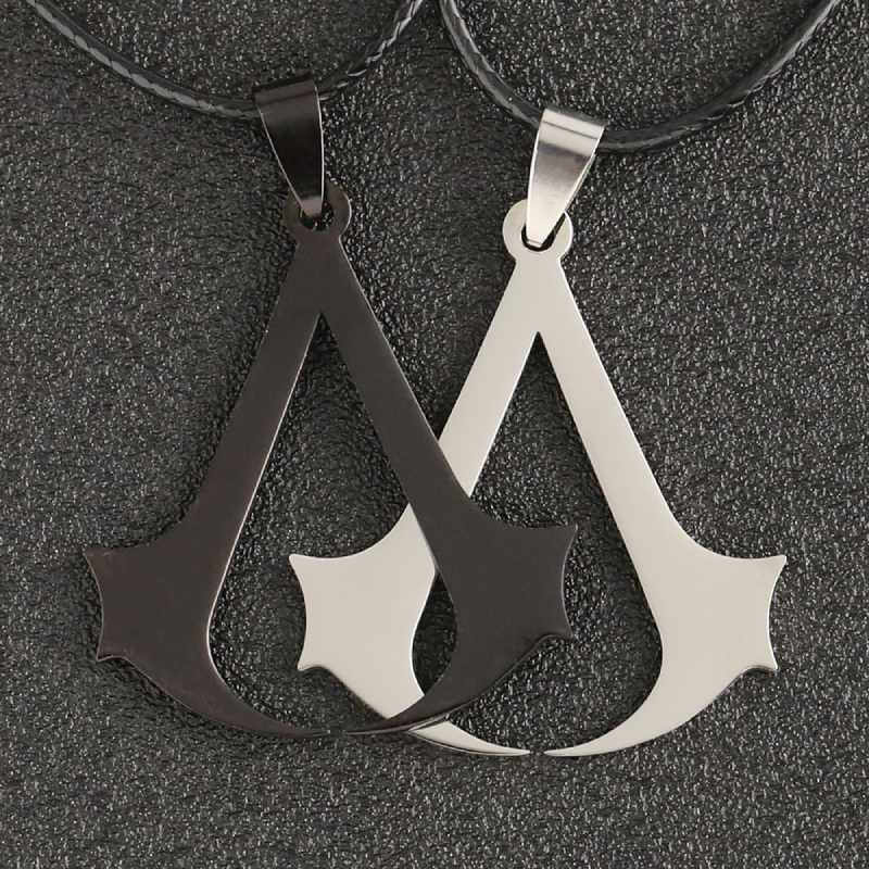 Assassin's Creed Necklace made from stainless stell