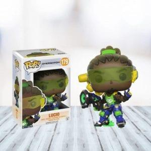 Overwatch Lucio Funko PoP
