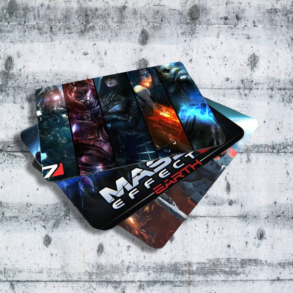 Mass Effect Mouse Pad