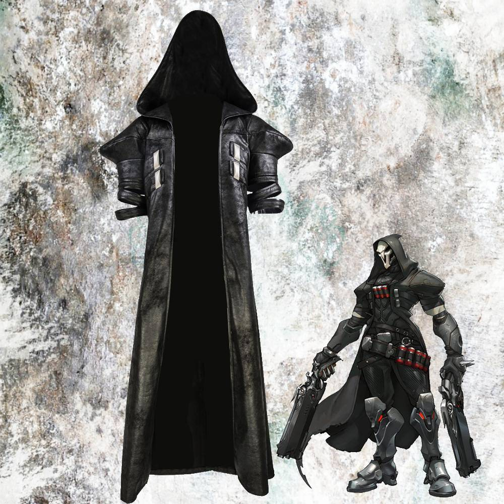 Overwatch Reaper Costume for sale