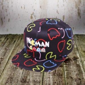 Pac Man Baseball Cap