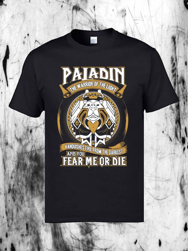 World of Warcraft Paladin Shirt