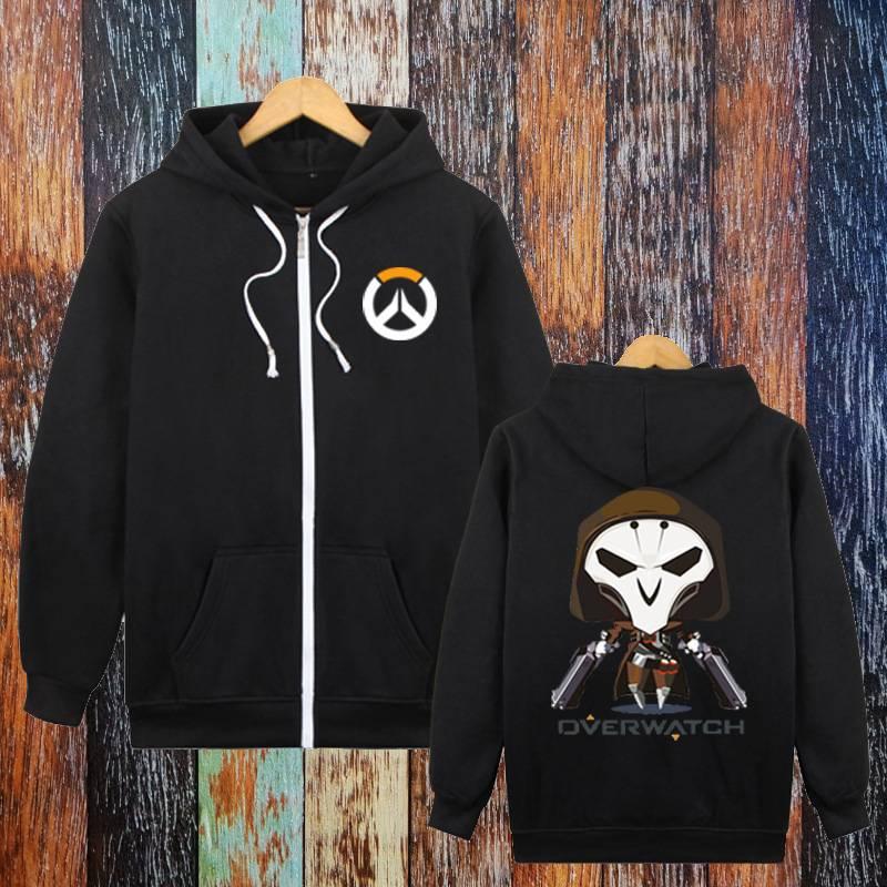 Reaper Hoodie Overwatch
