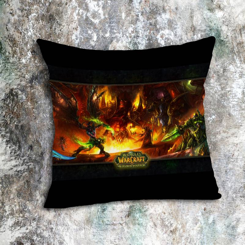 WoW Pillow