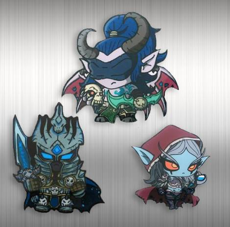 World of Warcraft character Magnet