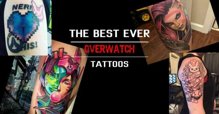 Overwatch Tattoos