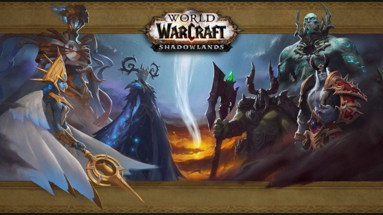 New wow Shadowlands dungeons