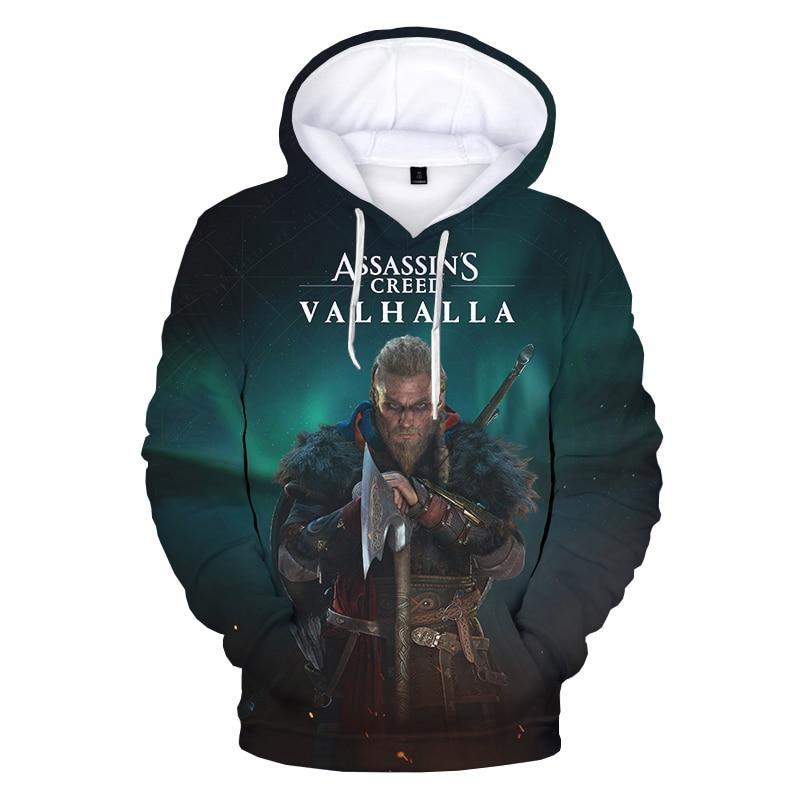 Assassin's Creed Valhalla Hoodie
