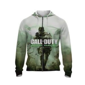Call of Duty Modern Warfare Hoodie With Pocket