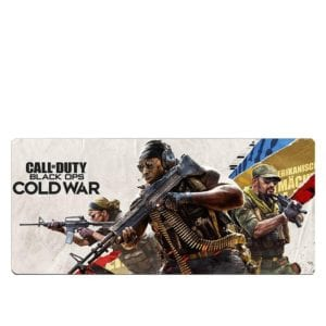 Call of Duty Cold War Mouse Pad