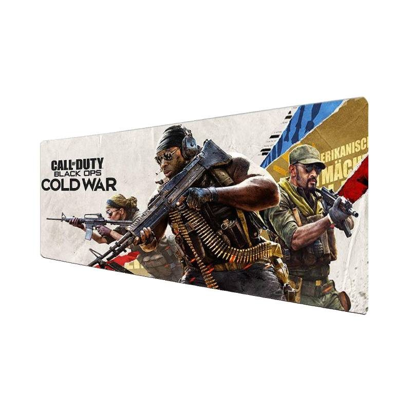 Cod cold war large mouse pad