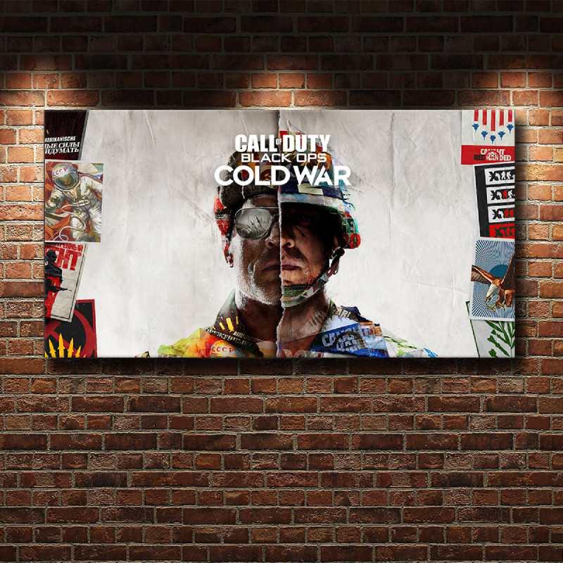 Cod Cold War Poster