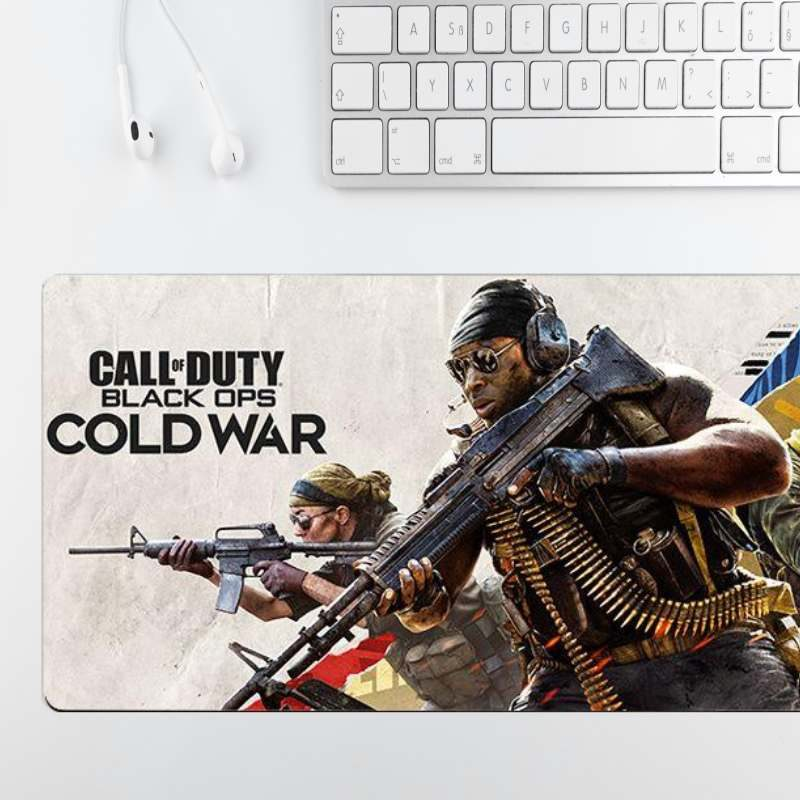 Cold War mouse pad