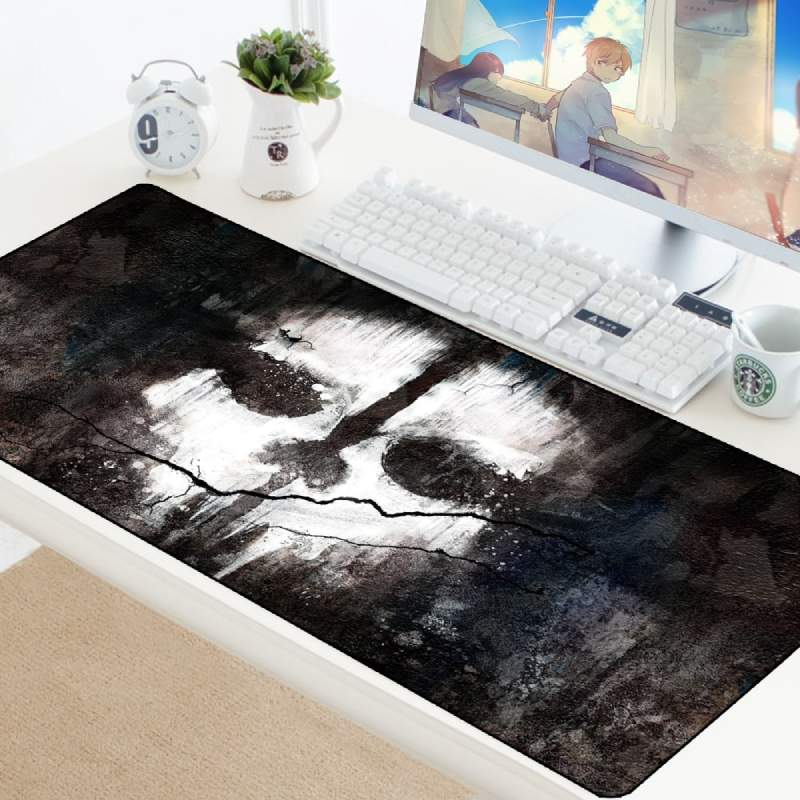 Ghost Call of Duty Mousepad