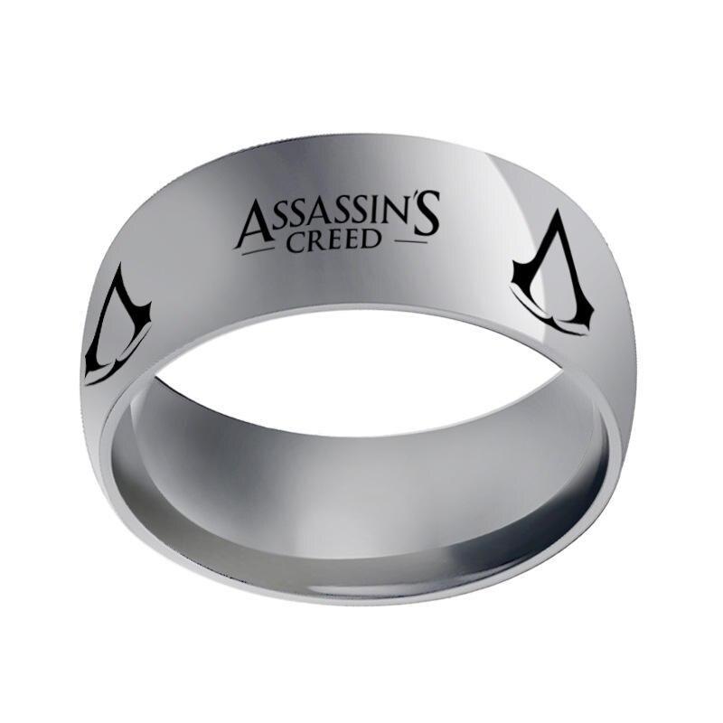 Assassin's Creed Logo Ring