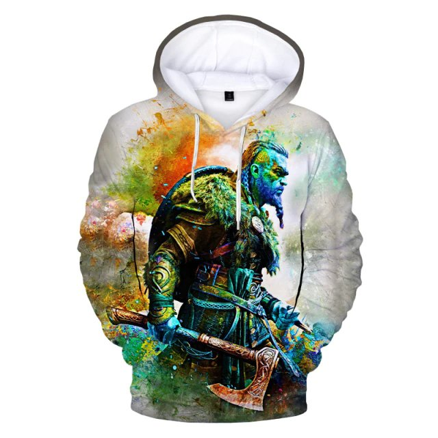 Assassin's Creed Hoodie Kid Size 3 Styles available